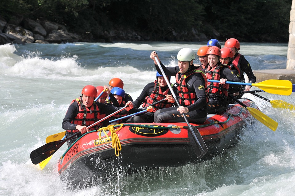 Tips for rafting in india - second life resort